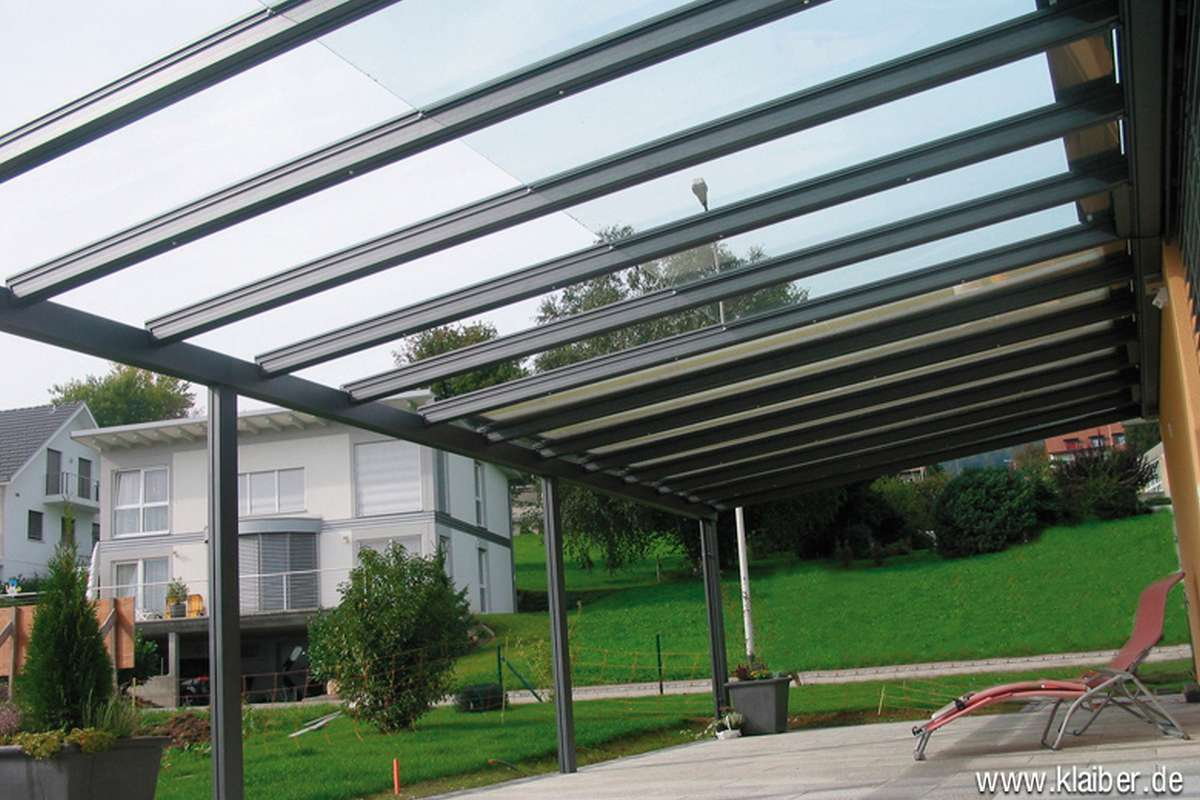 Glasdachsysteme mainz freber exklusiv for Carport rolladen